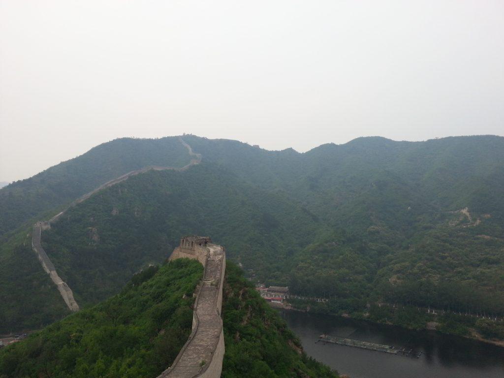 Chinese Muur Huanghuacheng