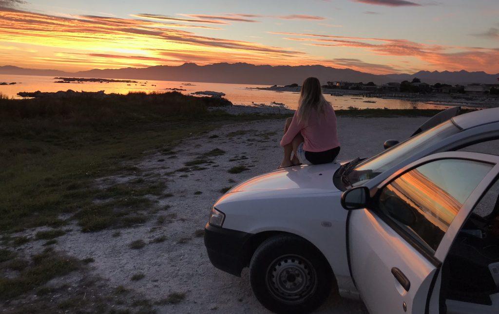 Kamperen in Nieuw-Zeeland
