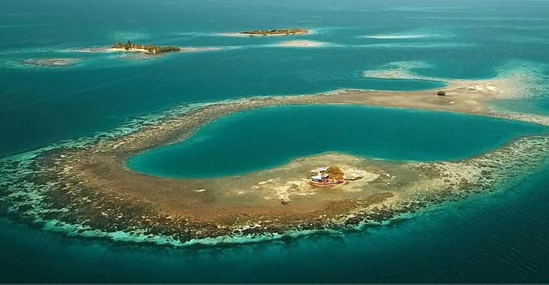 Bird Island Belize