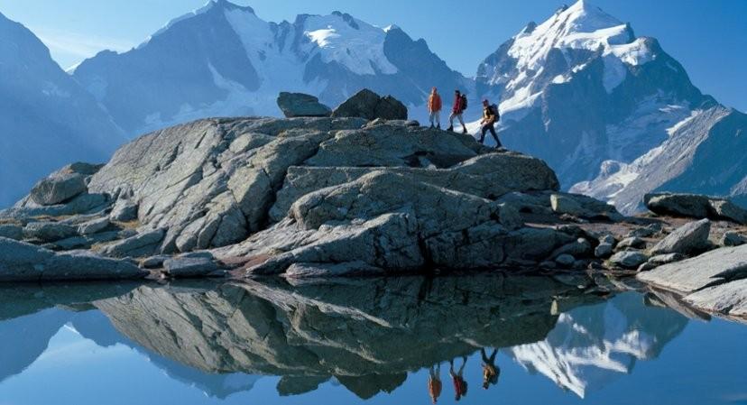 gletsjeroversteek