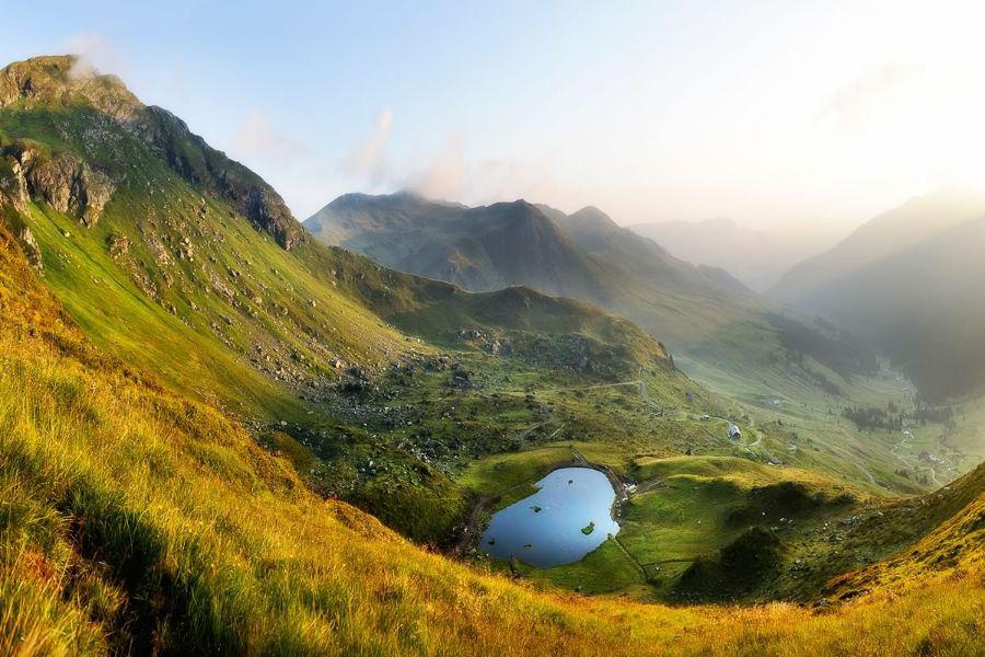 Wandelen in Saalbach, zomeractiviteiten in de bergen