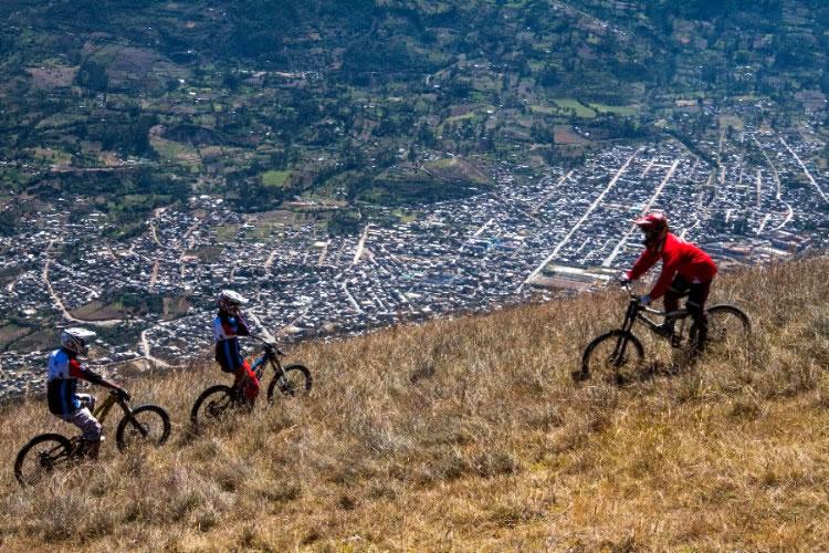 Mountainbike Peru