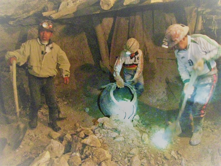 Zilvermijn Potosí