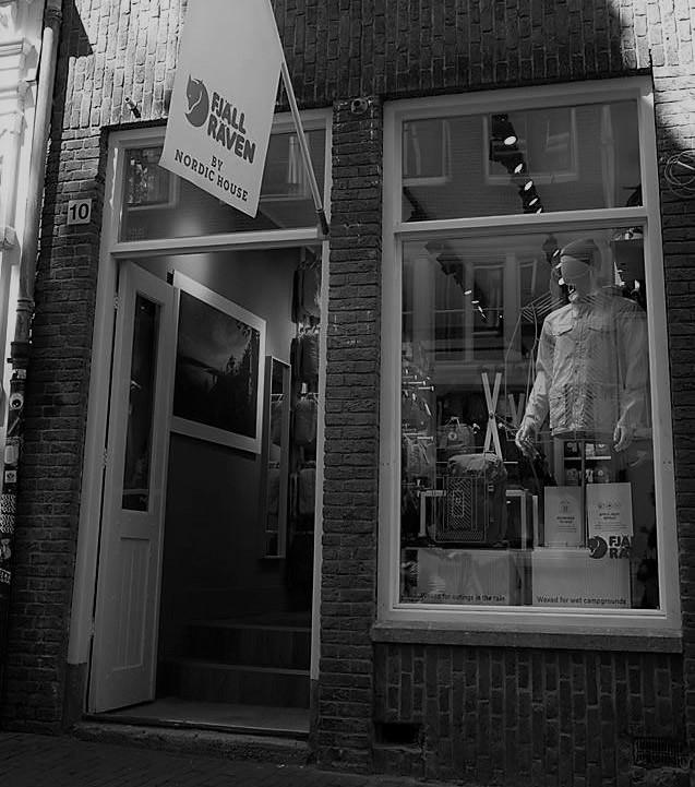 Fjallraven shop