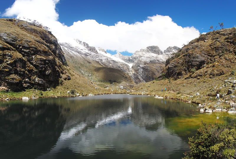 Bergmeren Noord Peru
