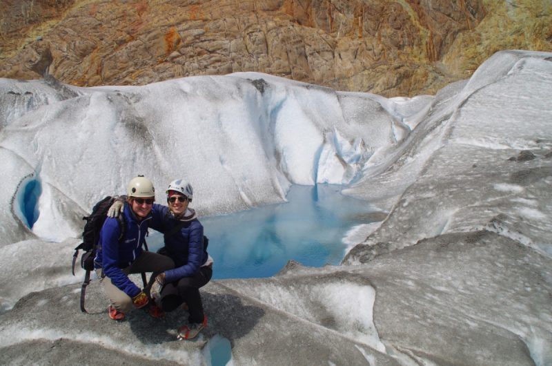Gletsjer hike