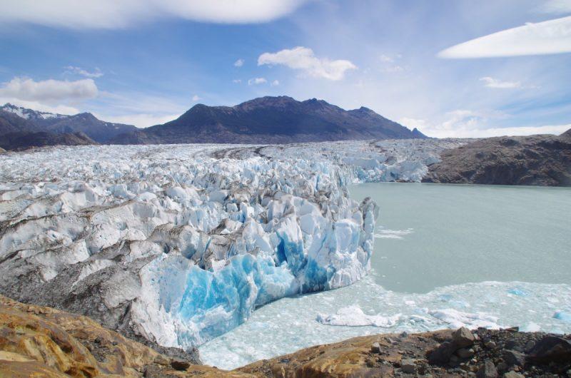 Afkalvend ijs