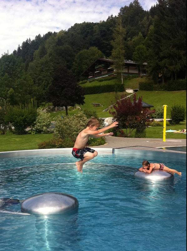 Zwembad Leogang