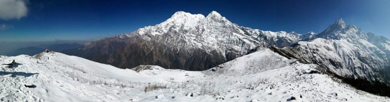 Mardi Himal view point