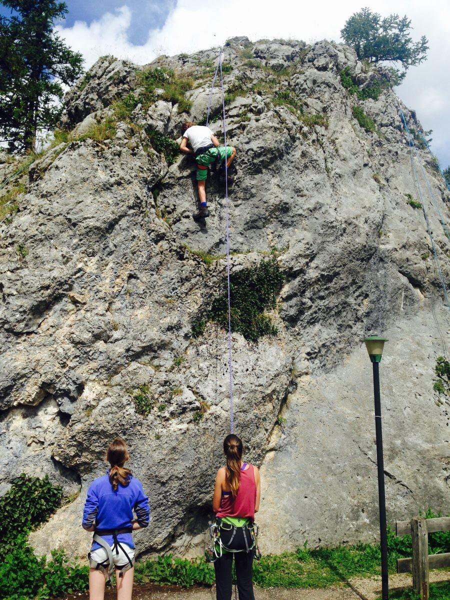 Bergsportkamp