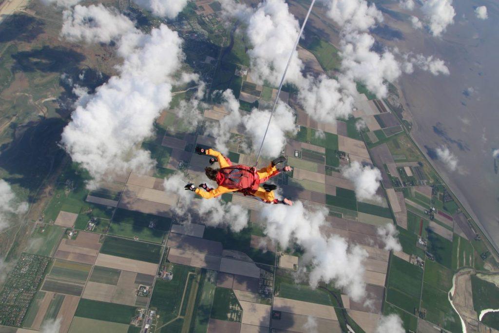 Skydive Texel