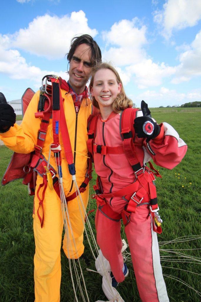 Instructeur Skydive