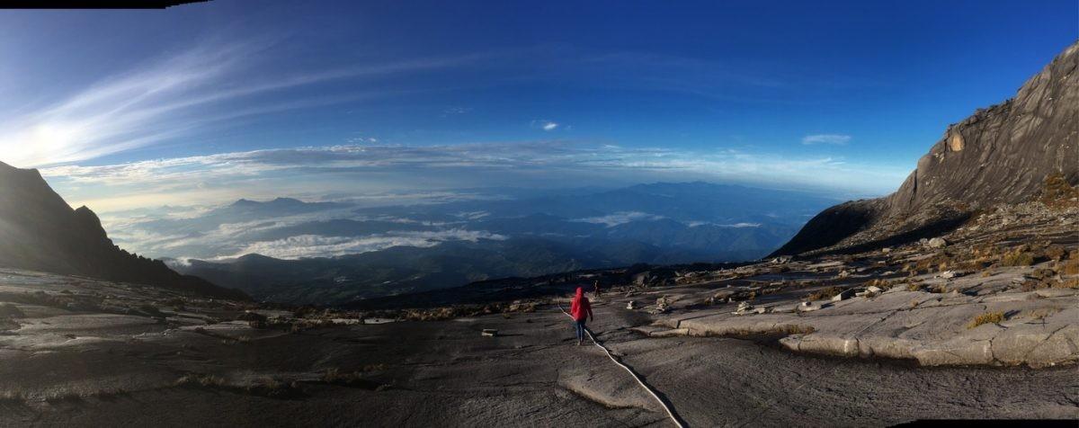Mount Kinabalu - Afdaling