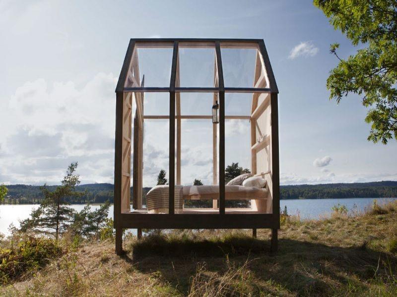 Droomhuis(je) middenin de natuur van Zweden