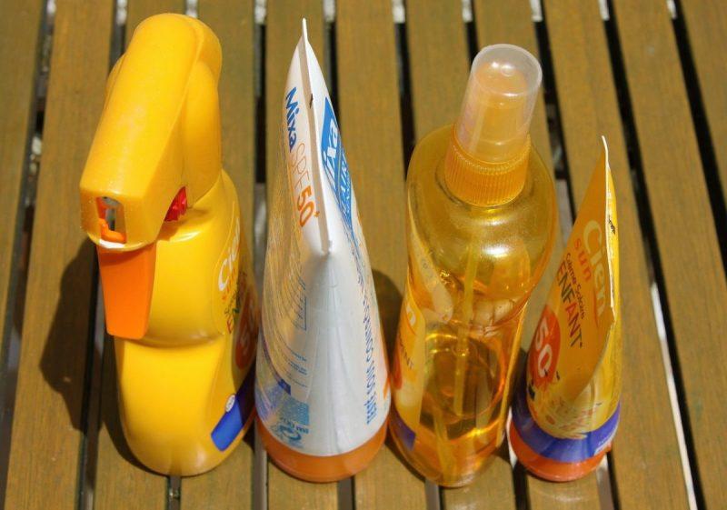 Je moet zelf even op zoek naar een geschikte fles. Tip: neem niet de doorzichtige. Foto: Pixabay