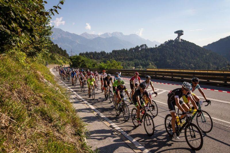 Een week lang wielerwedstrijden