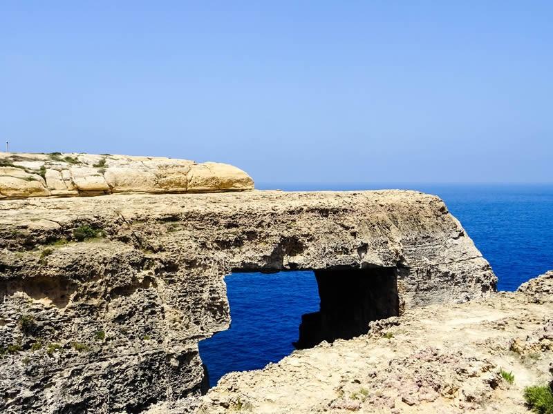 Wied il-Mielaħ Window