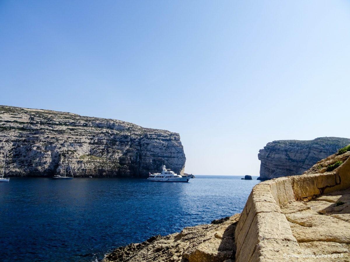 Gozo zwemmen