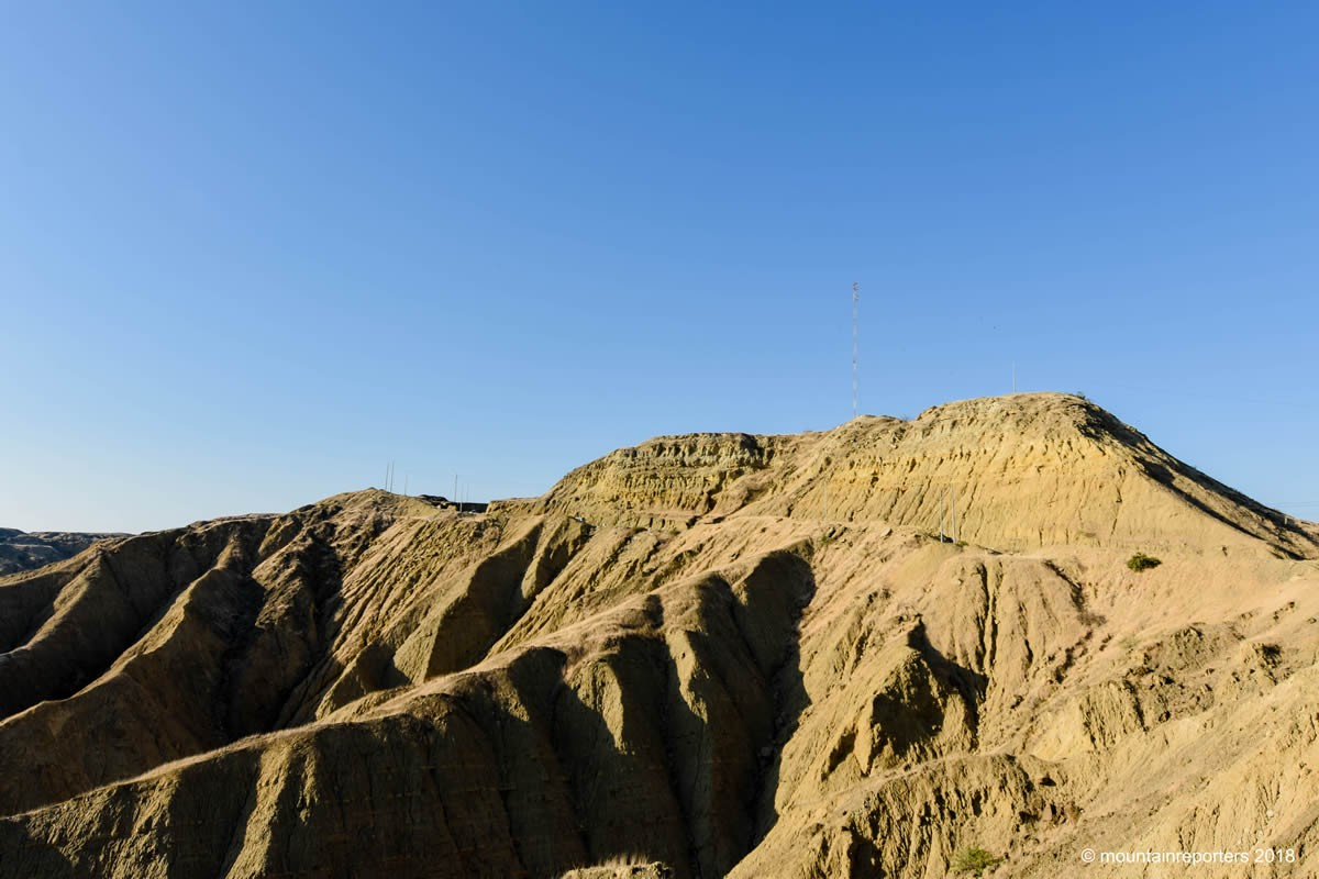 Talara Mountains