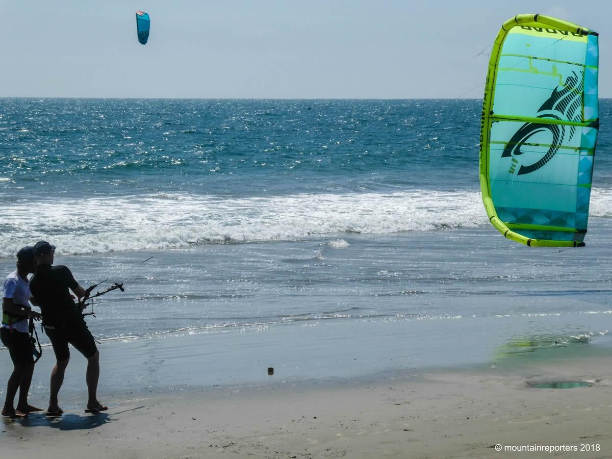 Kitesurf Peru
