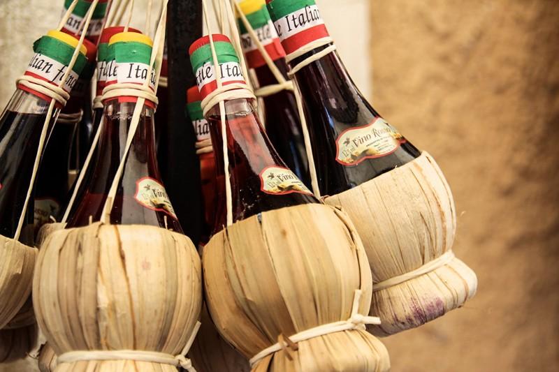 Italiaanse wijn // foto via Pixabay