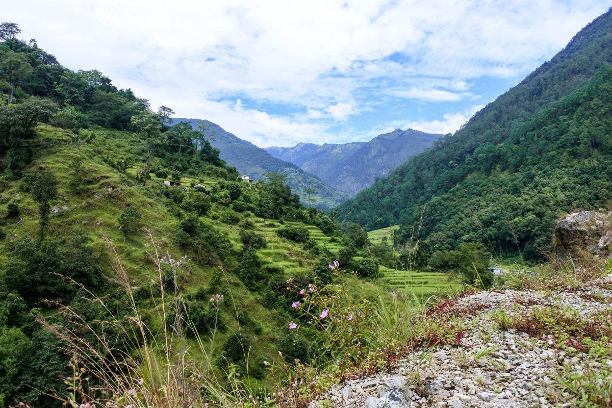 Hiken in Nepal