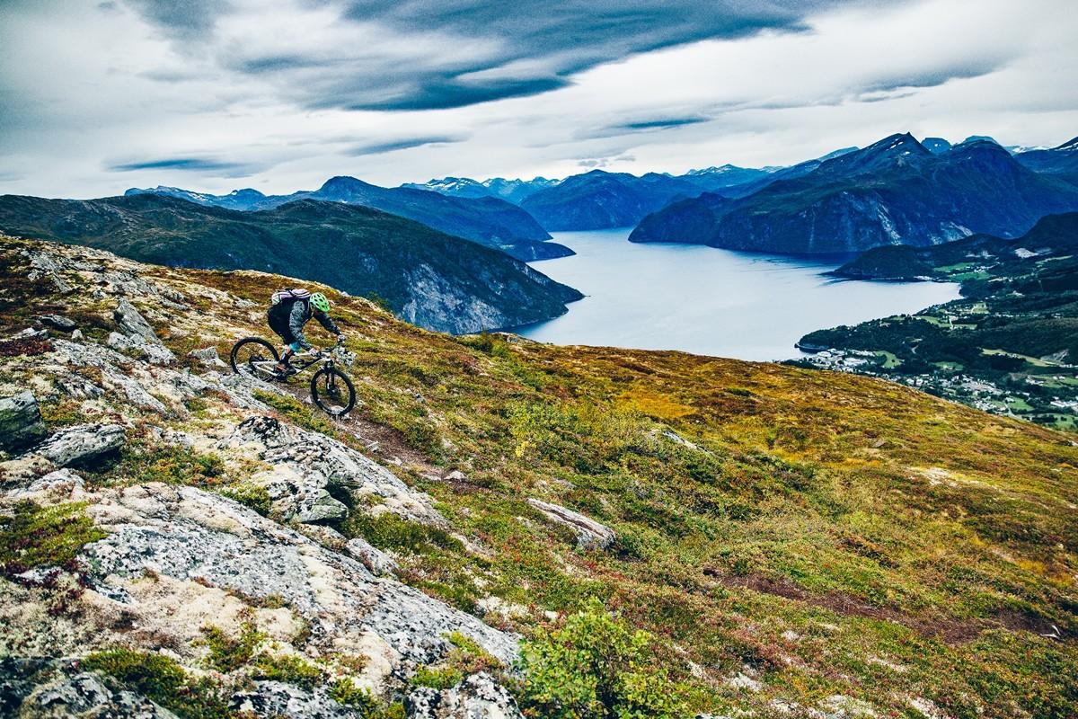 Mountainbiken Noorwegen