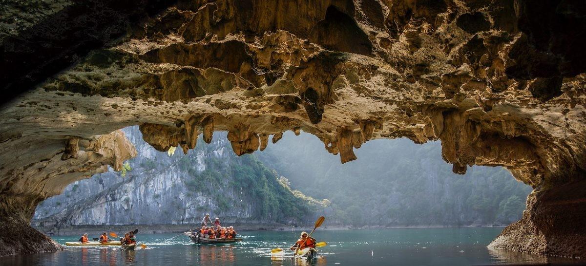 In de Bat Cave in Vietnam vind je... juist! Foto: Pixabay