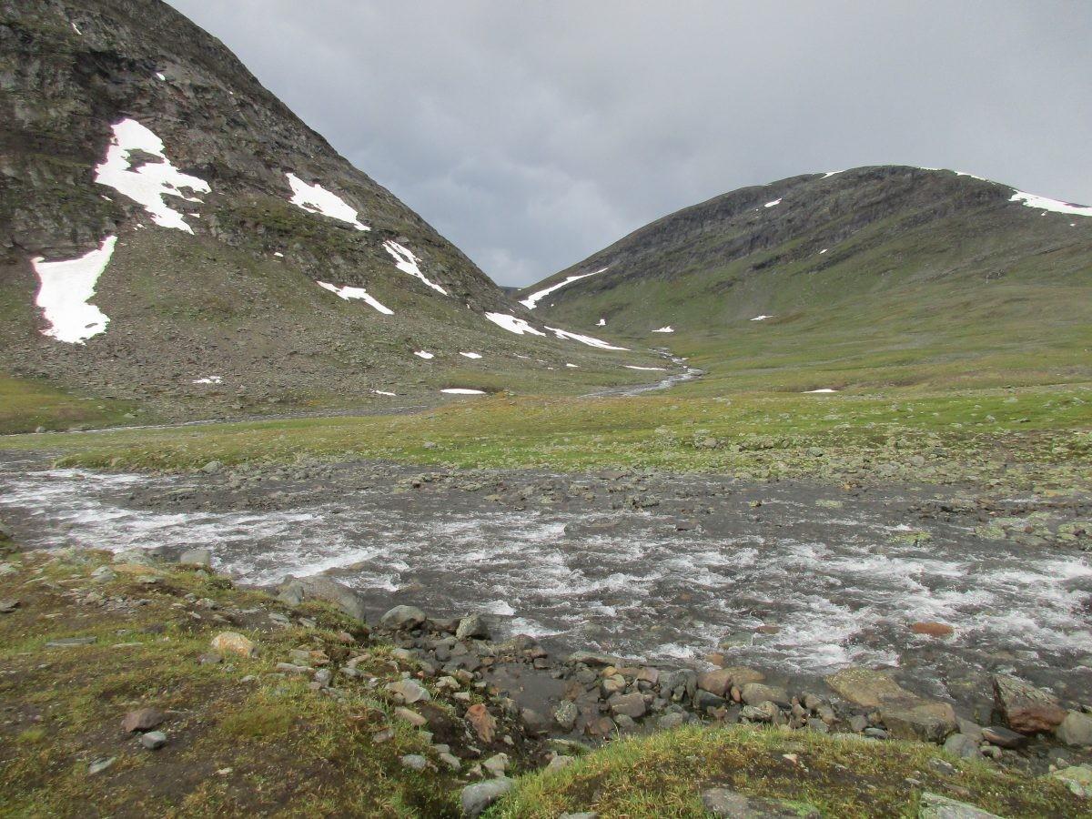 Wilde bergstromen