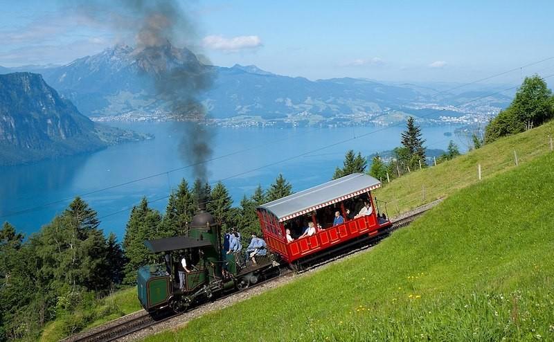 trein trajecten