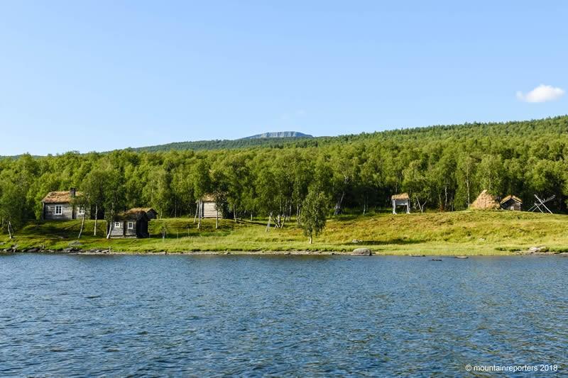sami dorp