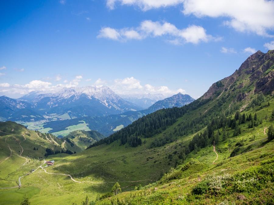 Fieberbrunn bergen Wildseelodersee wandeling