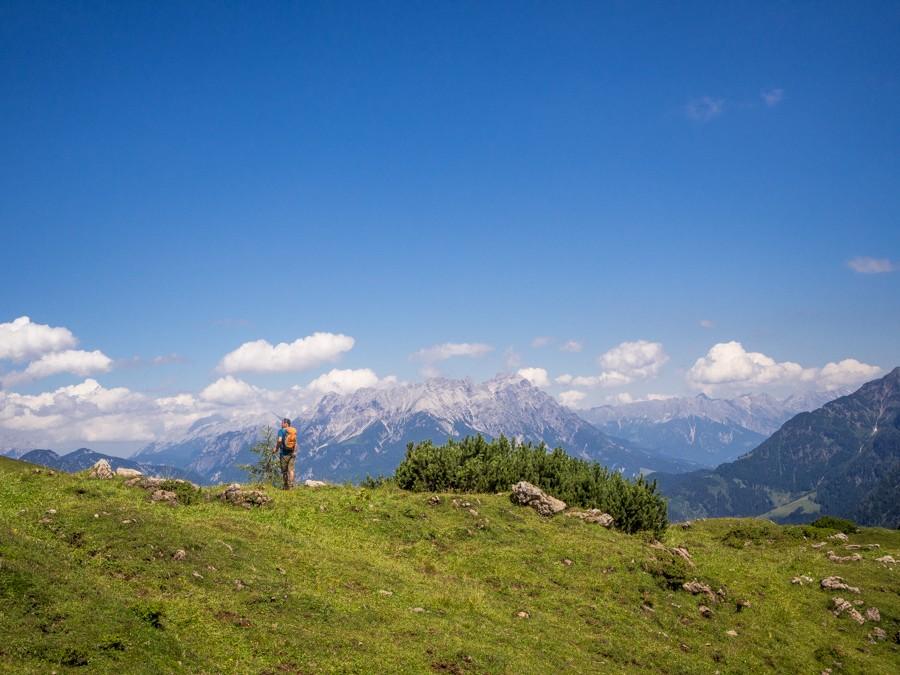 Wandeling Wildseelodersee Fieberbrunn
