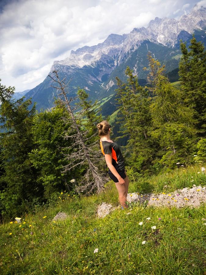 Loferer Steinberge Pillerseetal Buchensteinwand
