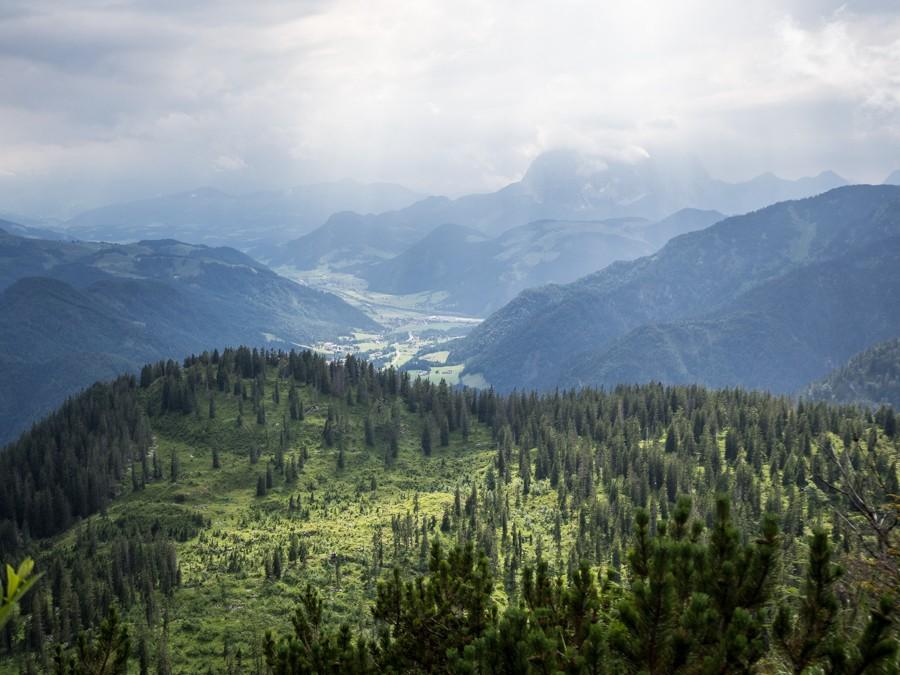 Steinplatte Waidring Pillerseetal