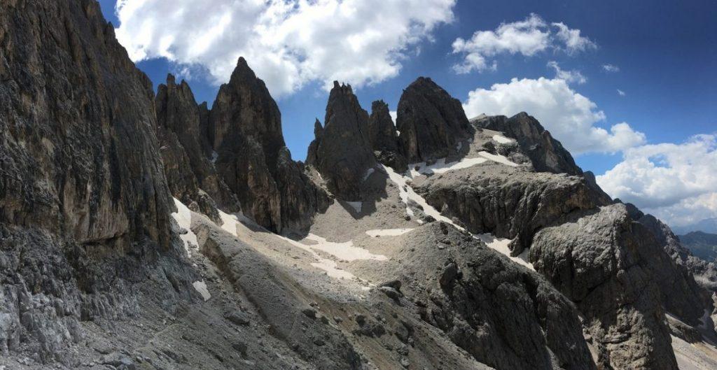 Mountainreporters - Dolomieten - wandelen - hiken - palaronda trek