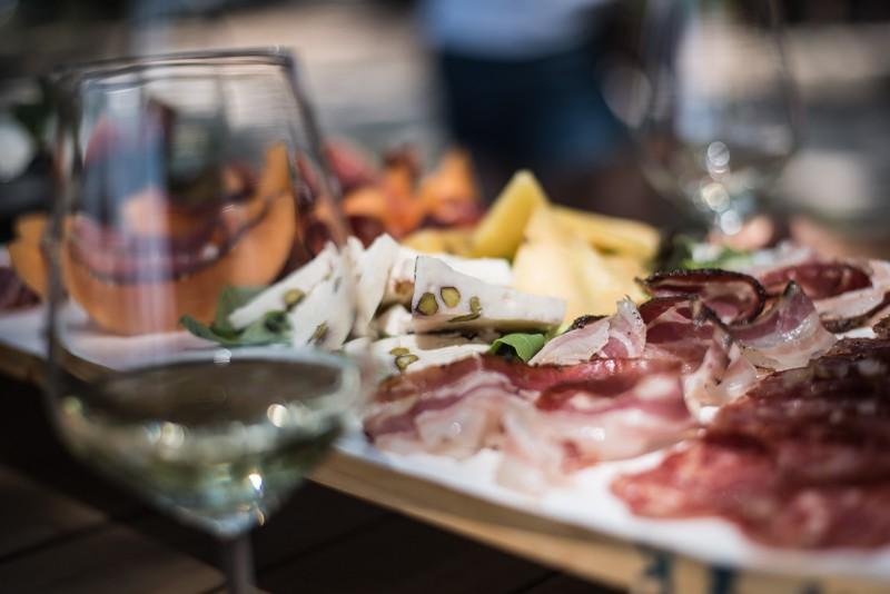 Umbrië, Italië, gastronomie