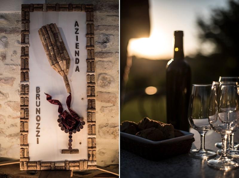 Umbrië, Italië, wijnproeverij