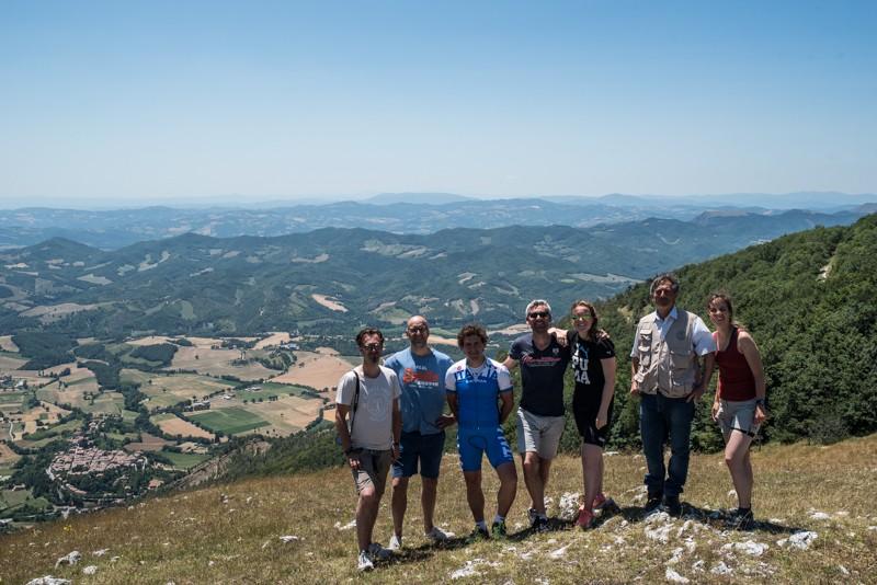 Umbrië, Italië, Monte Cucco