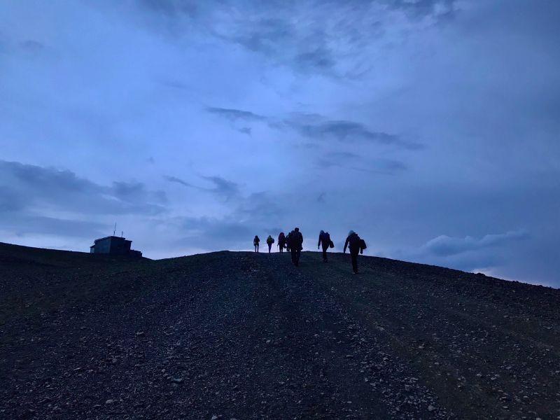 """""""Nacht- hiken naar de Monte dele Rezze"""""""