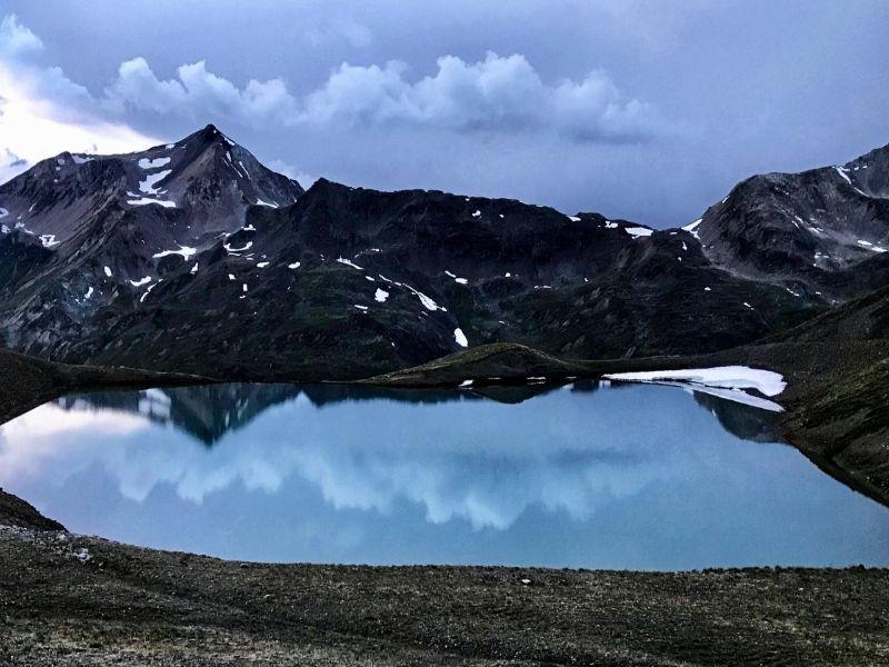 Bergmeer, hiken, Livigno