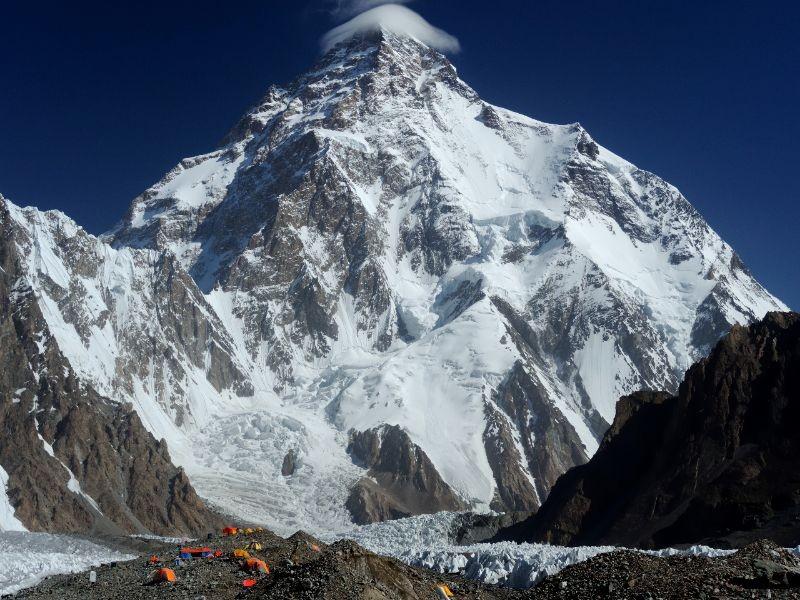 Broad Peak, Himalaya gebergte
