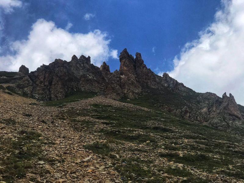 Hiken in Livigno