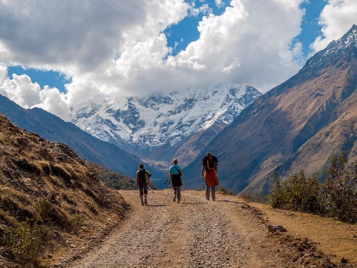 Salkantay-trail