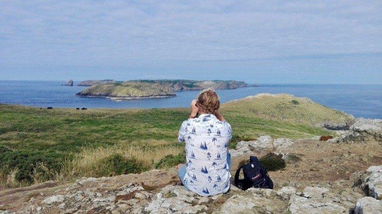Hiken in Wales