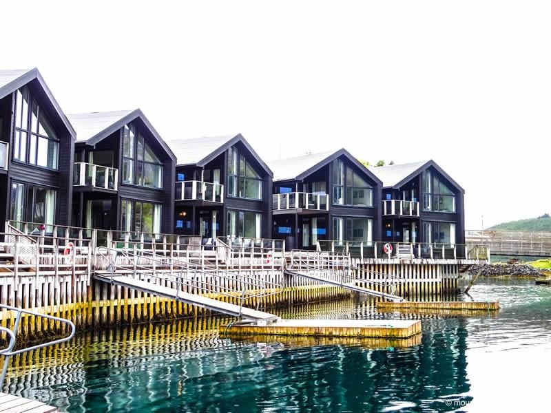 hamn i Senja
