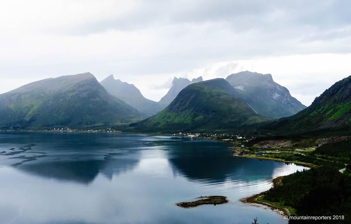 Echt een eiland voor Mountainreporters. Foto: Edwin Hagenouw