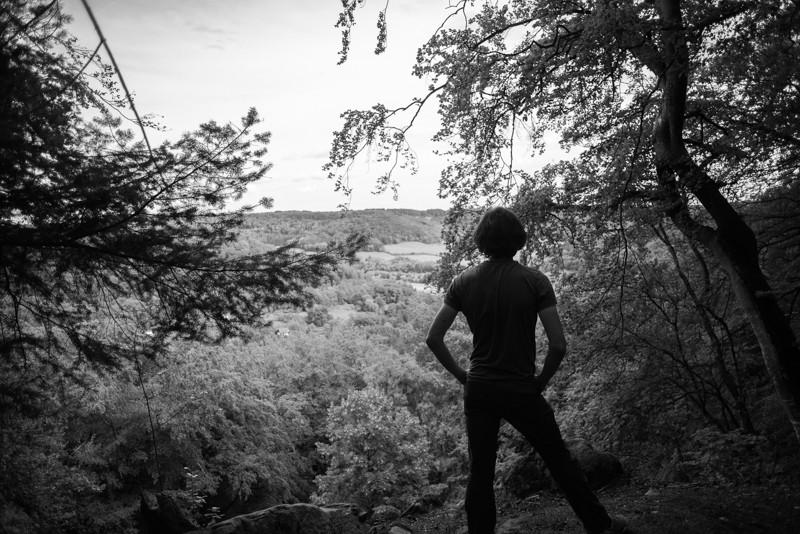 Zicht op de dalen | eigen foto: Manja Herrebrugh, Mountainreporters