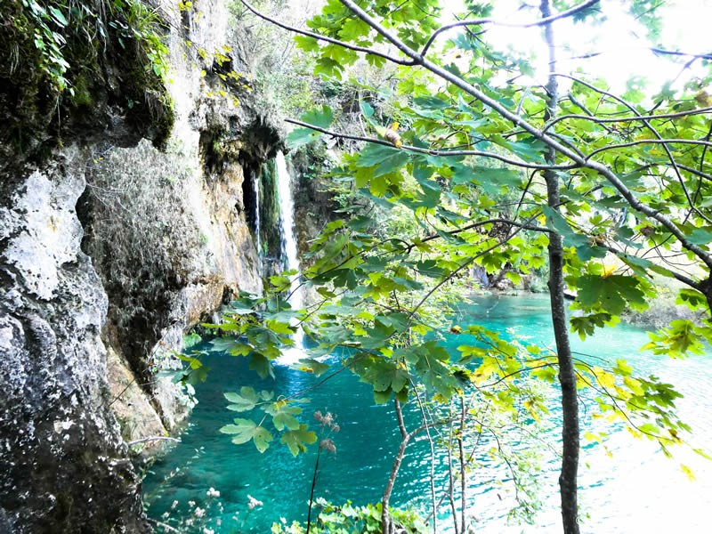 National Park Kroatie