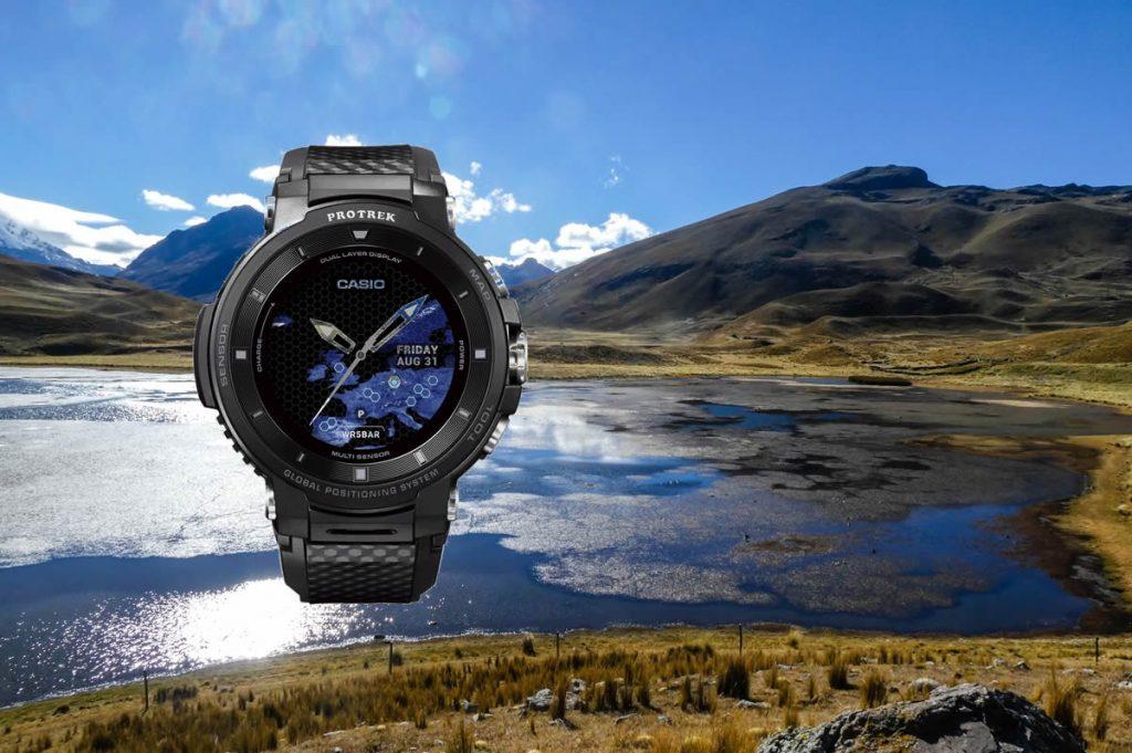 outdoor smartwatch